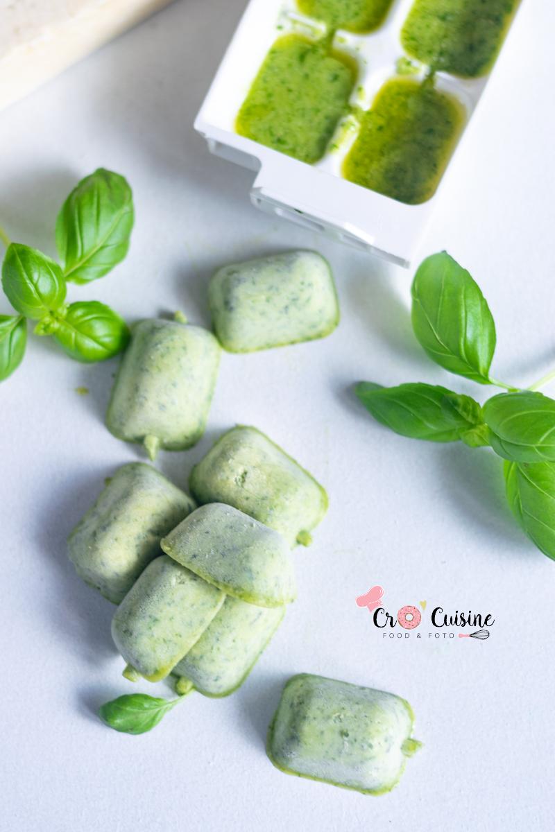 des cubes aromates au basilic parmesan et huile d'olive, un allié pour l'assaisonnement