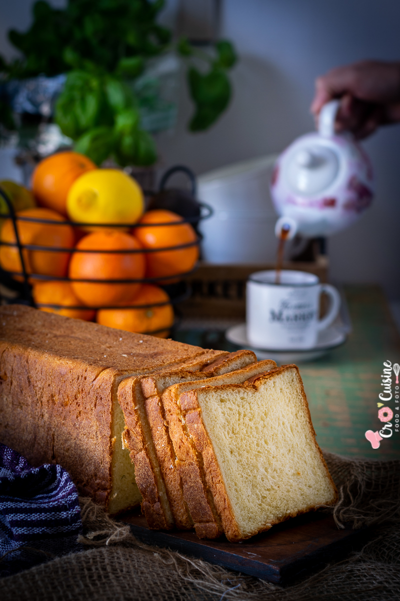 Un pain de mie brioché idéal pour le petit-déjeuner en famille