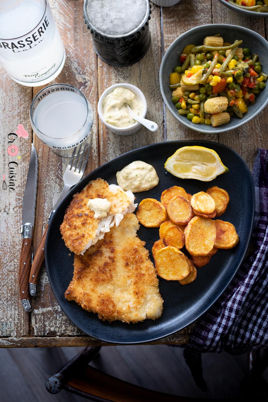 Des assiettes types brasseries pour vous évader sans sortir. Poisson, légumes, pommes de terre au paprika fumé sans oublier une délicieuse béarnaise faite maison. Régalez vos convives comme à l'extérieur.