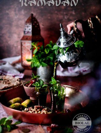 Venez ouvrir les portes de 130 recettes pour vous accompagner en cuisine durant ce mois de ramadan.